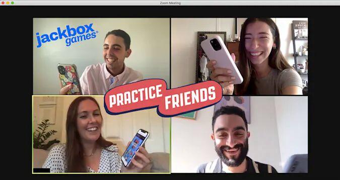 Virtual Friend Games