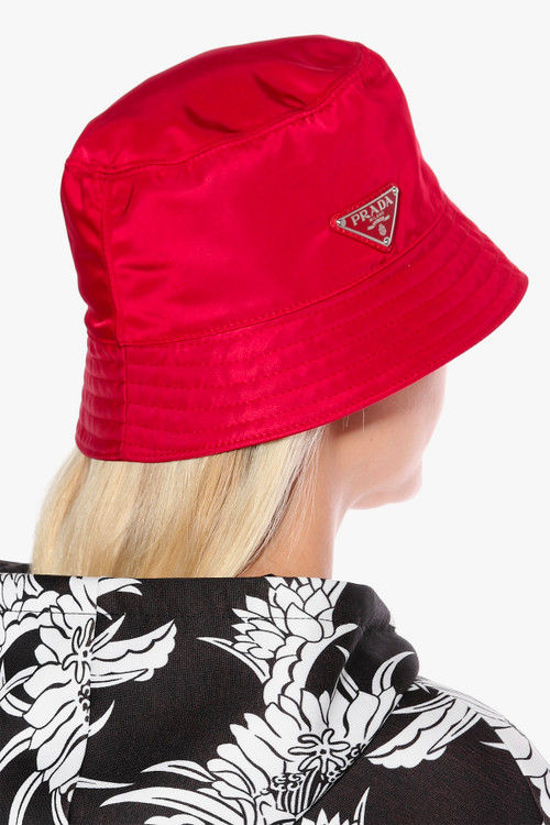 Designer Label Bucket Hats   Prada bucket hat 48f5dfadd8d