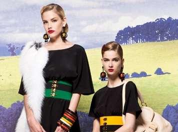Twin Fashiontography