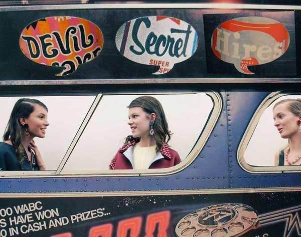 Retro Collage Catalogs