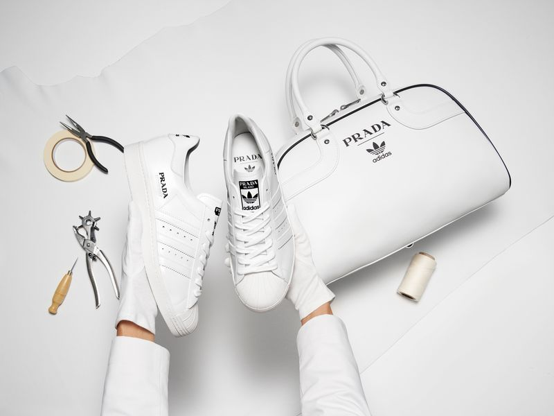 Luxurious Sporty Fashion Collaborations