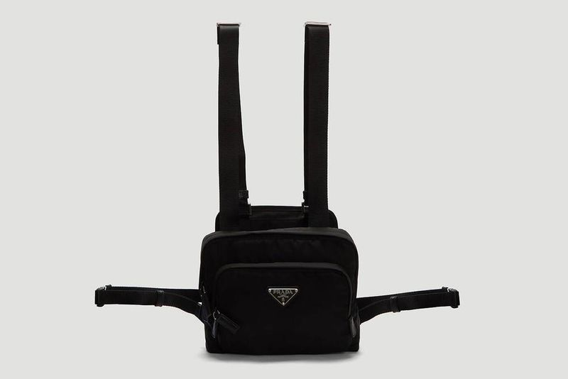 High-Fashion Body Harness Bags