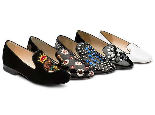 Decadent Embellished Slippers