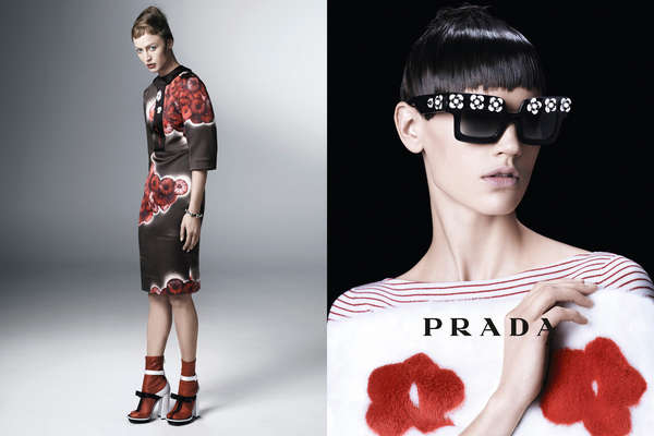 Mod Geisha Advertisments