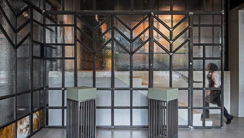 Architect-Inspired Bars