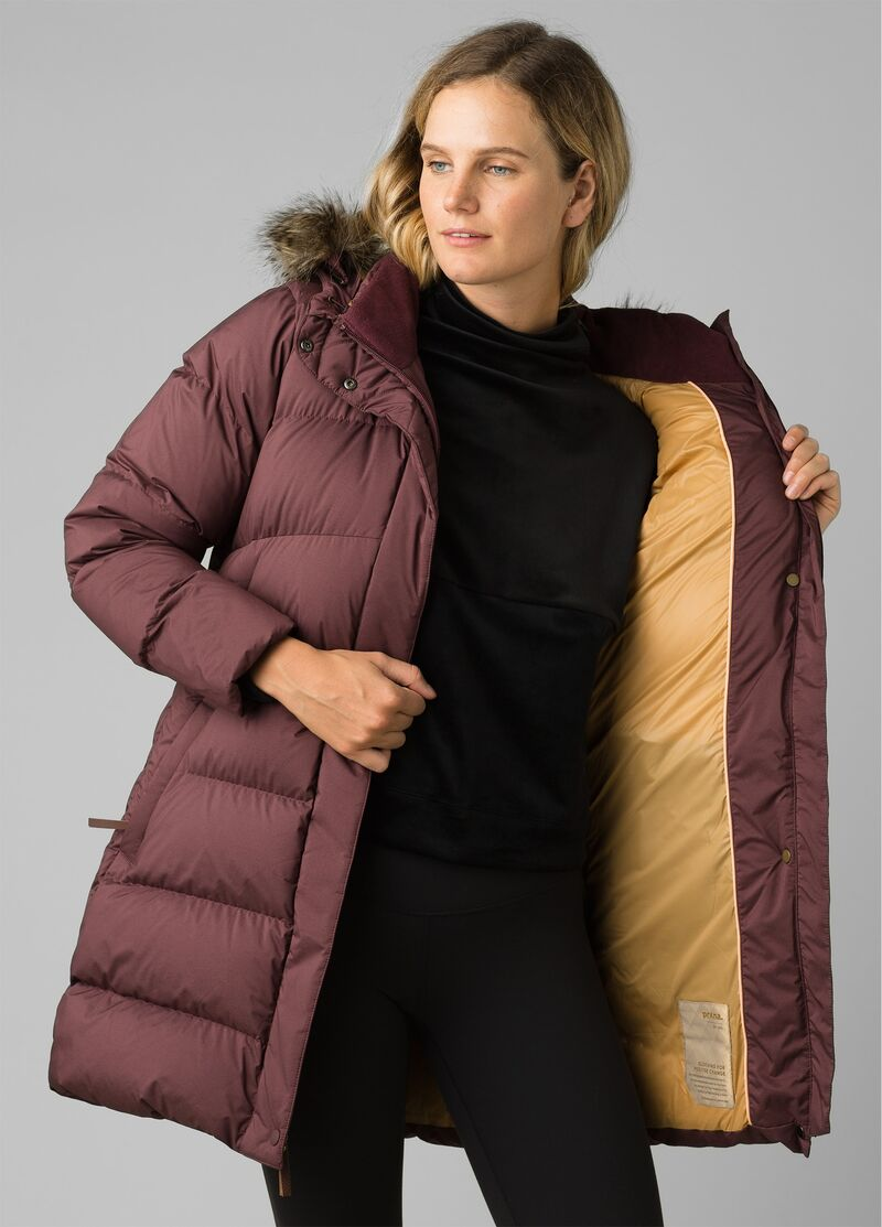 Chic Eco-Friendly Outerwear