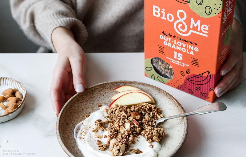 Plant-Powered Prebiotic Granolas