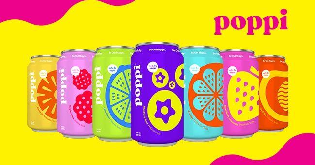 Functional Prebiotic Sodas