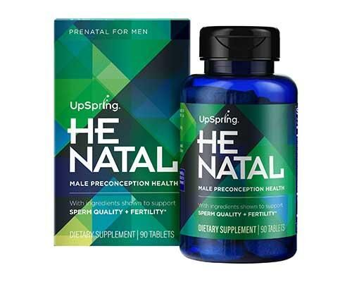 Male Preconception Supplements