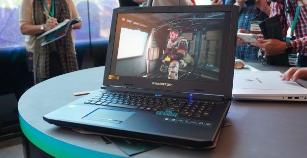 Performance-Driven Gaming Laptops