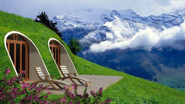 Hobbit-Friendly Homes