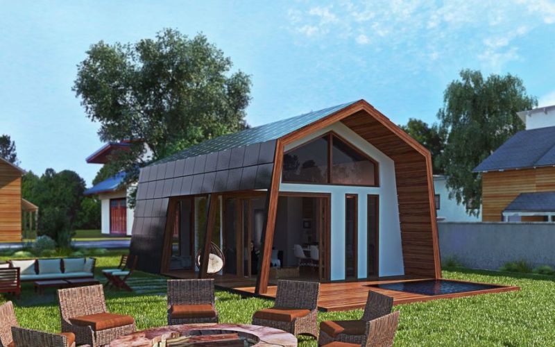 DIY Prefab Cabin Homes