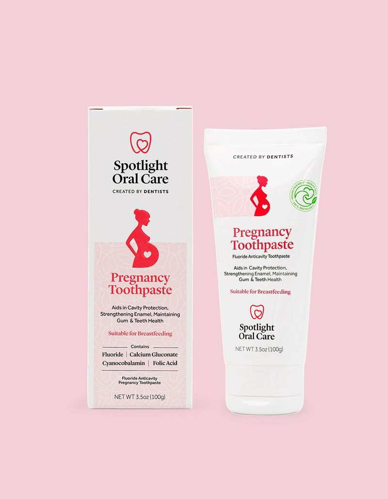 Baby-Friendly Free-From Oral Care