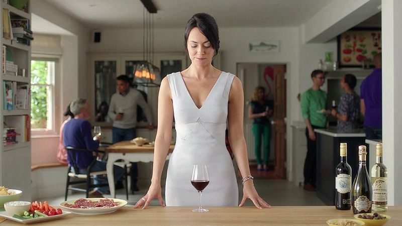 Double Entendre Wine Ads