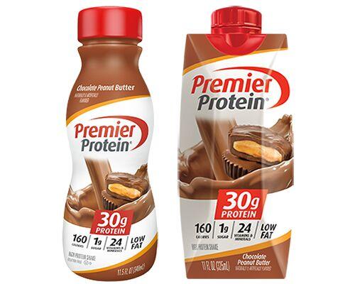 Dessert-Inspired High-Protein Shakes