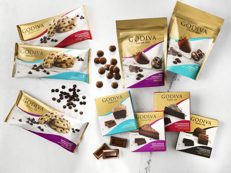High-End Baking Chocolates