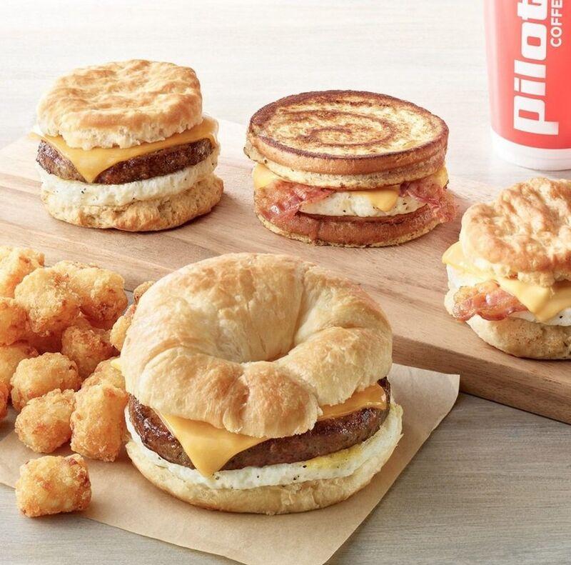 Premium Breakfast Sandwich Lineups
