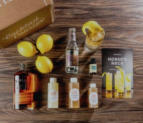 Premium Cocktail Delivery Kits
