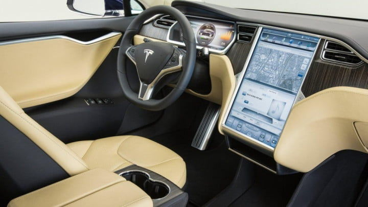 Internet-Connected Luxury Vehicles