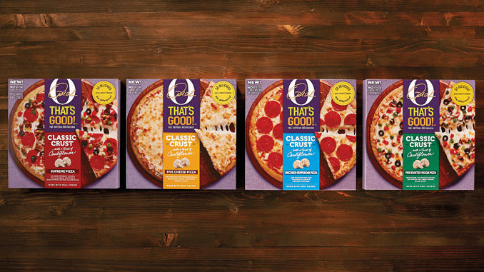 Celeb-Approved Frozen Pizzas