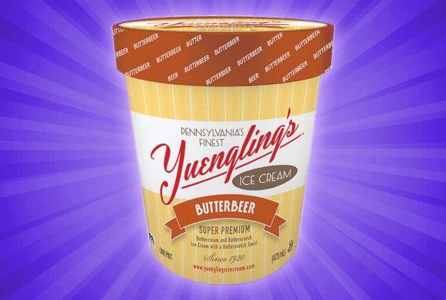 Literature-Inspired Ice Creams