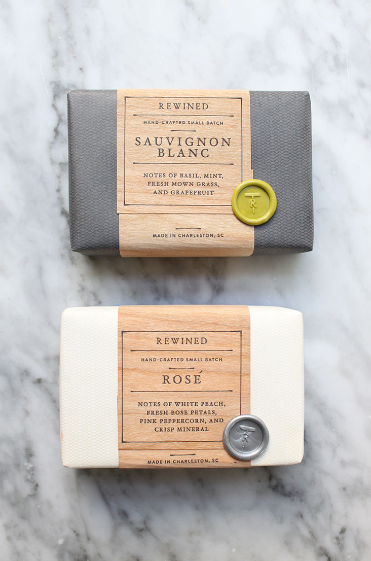 Wine-Inspired Soaps