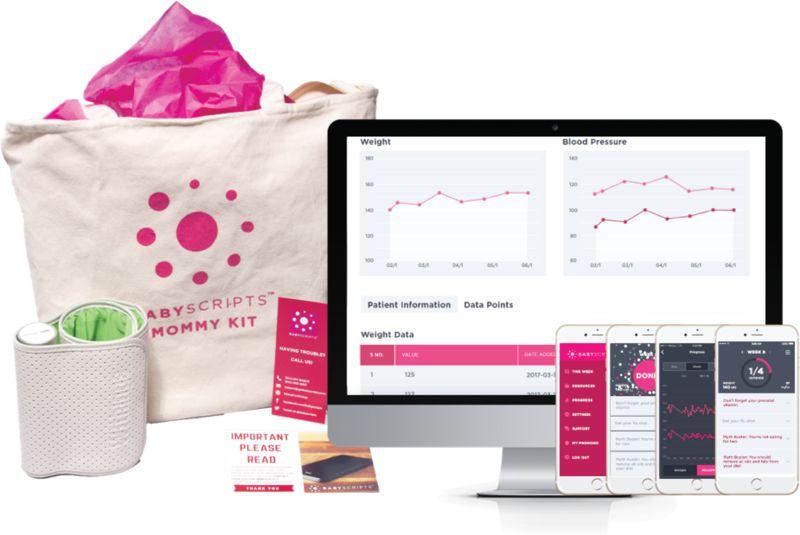 Assistive Prenatal Apps