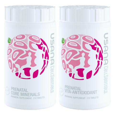 Antioxidant Prenatal Supplements
