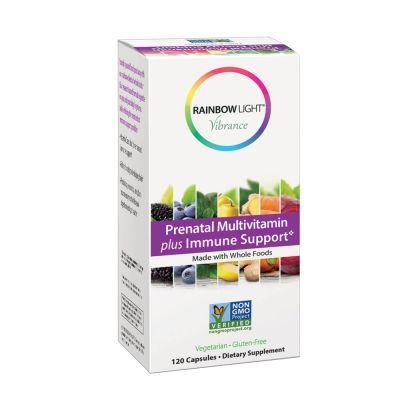 Immunity-Boosting Prenatal Vitamins