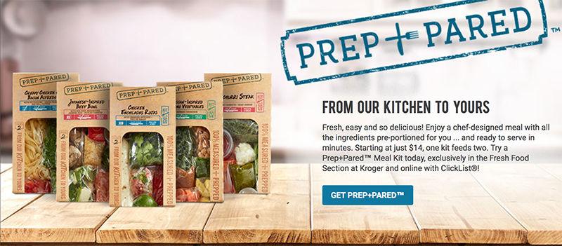 Pre-Measured Meal Kits