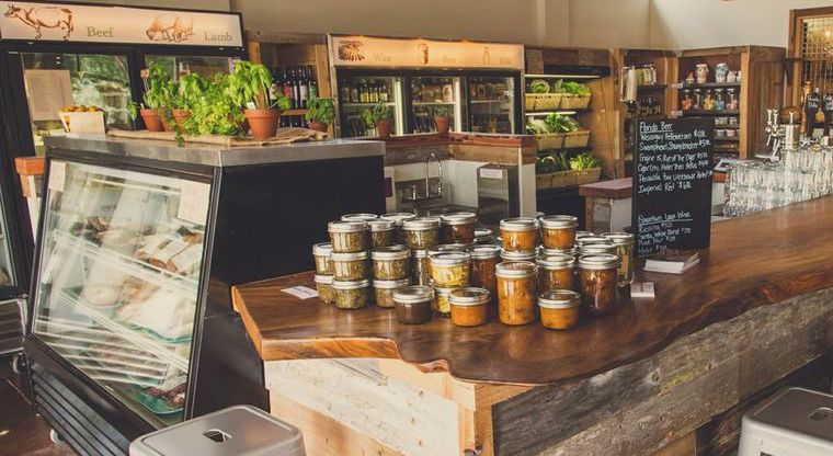Crowdfunded Local Food Platforms