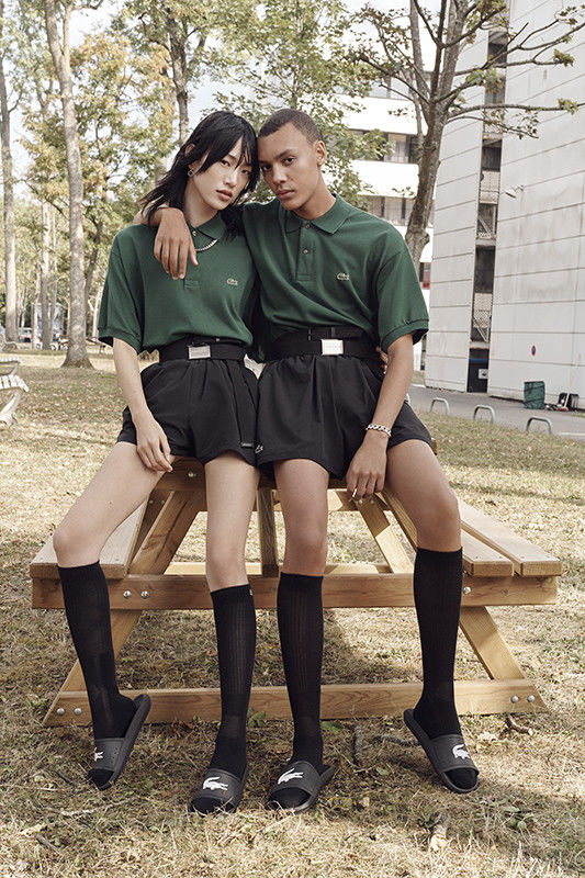 Gender-Neutral Preppy Clothing Collections