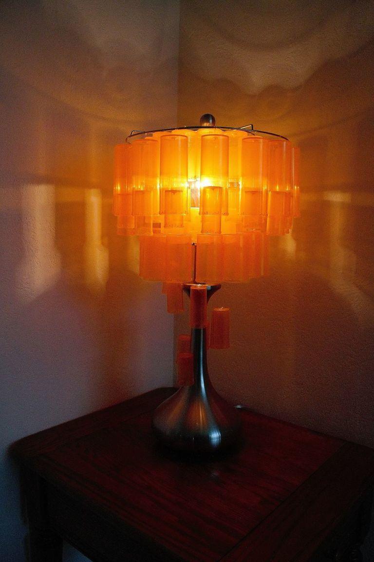 Prescription Bottle Lamp Shades