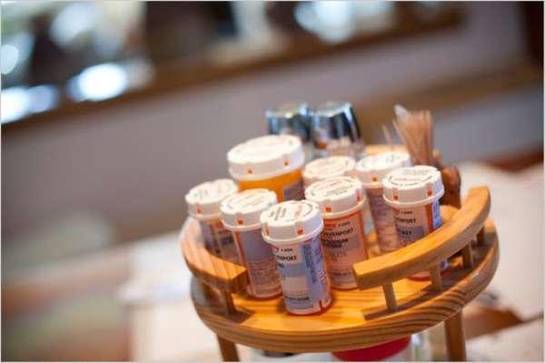 Pill-Popping Lottos