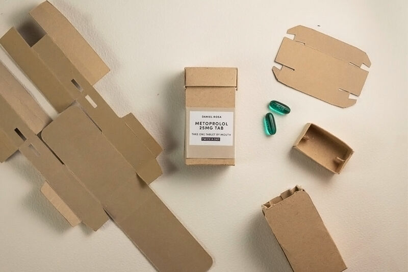 Paper-Made Medication Packaging