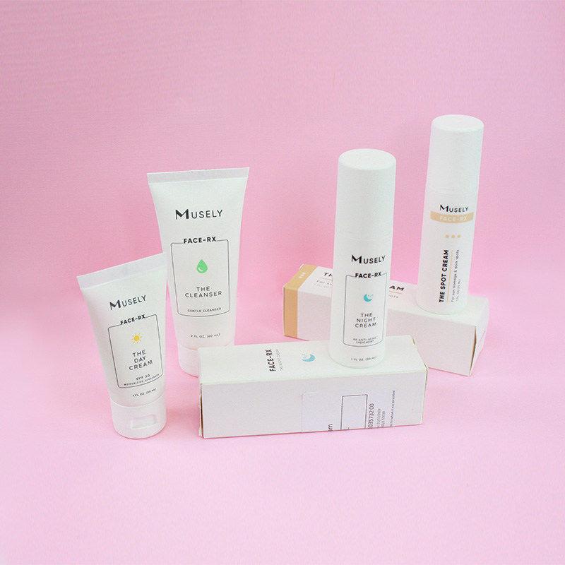 Personalized Prescription Skincare
