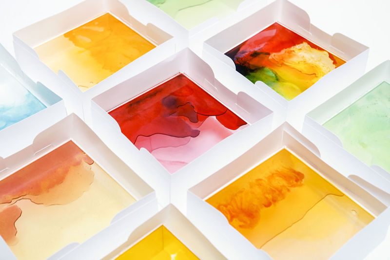 Gummy Bear Lightboxes