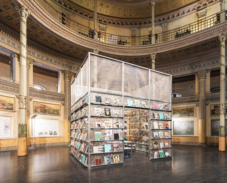 Architecture Publication Pavilions
