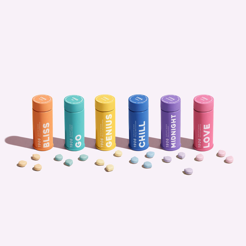 Cannabis-Infused Pressed Tablets