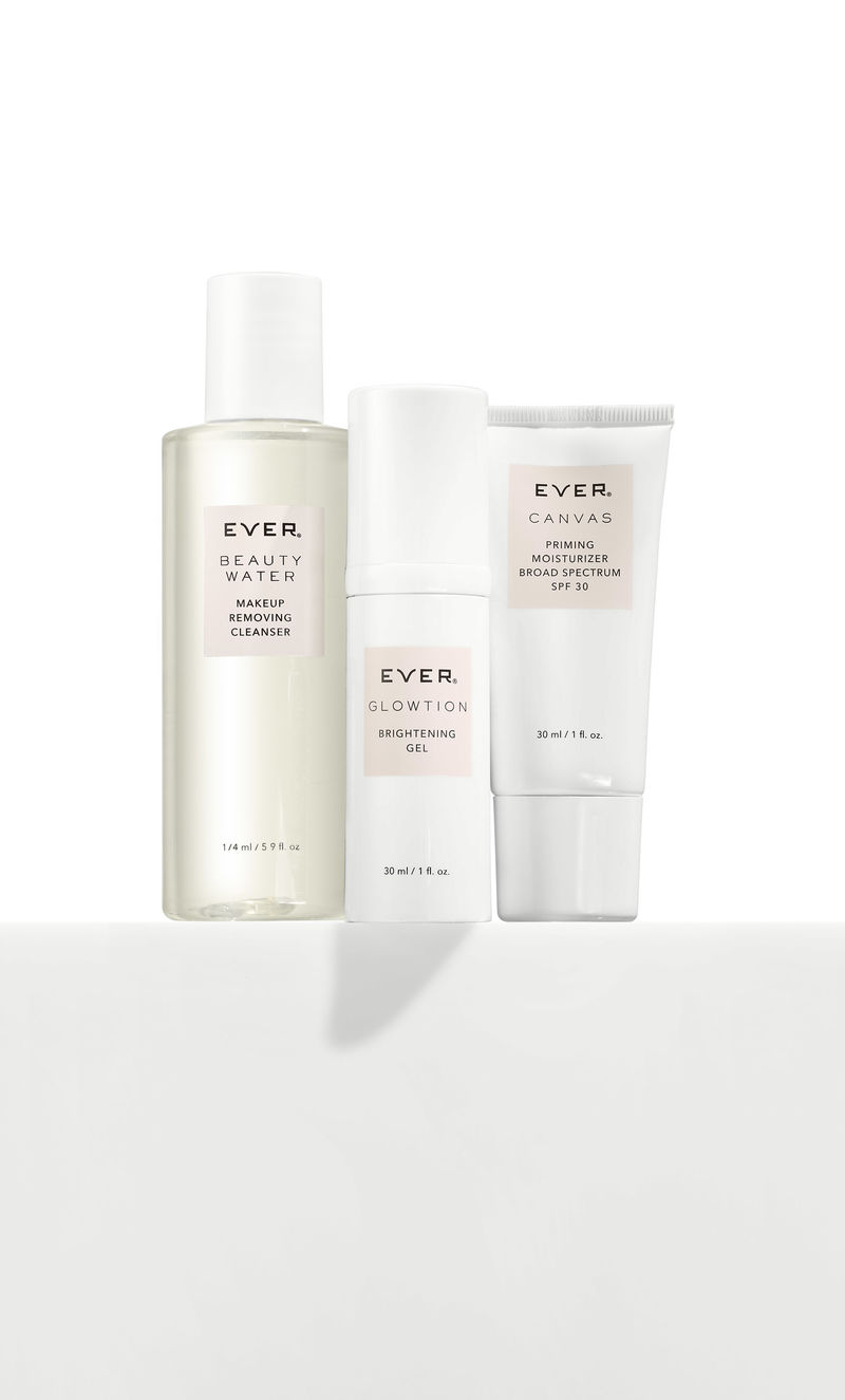 Millennial-Targeted Skincare Sets