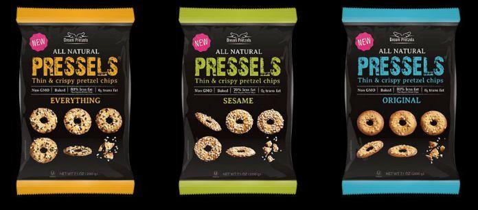 Artisanal Pretzel Chips