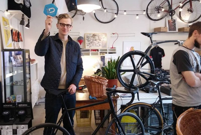 Theft-Reducing Bicycle Tags