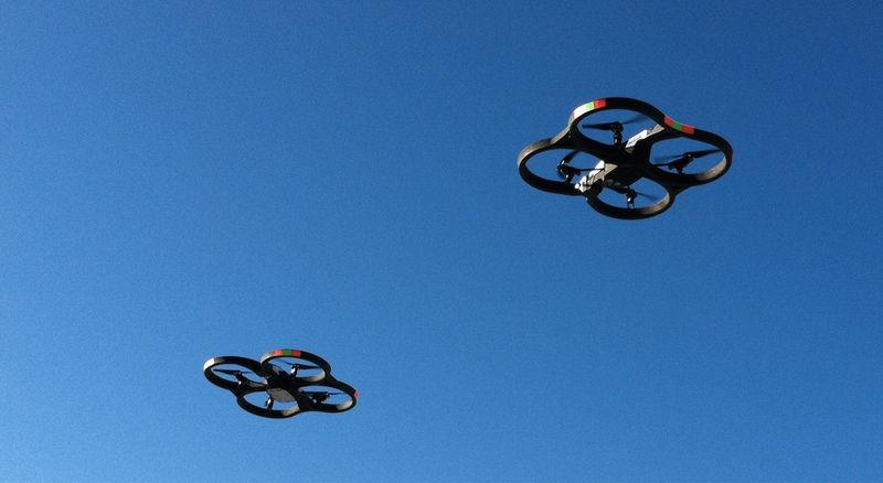 Contraceptives Delivery Drones