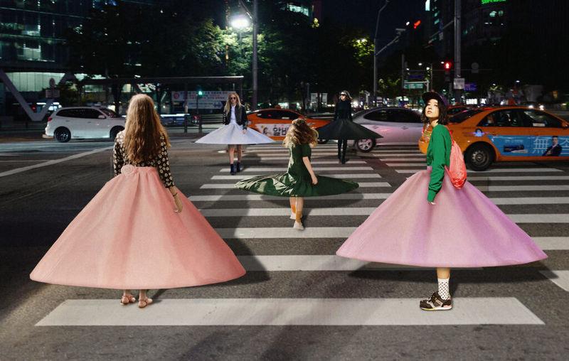 Social Distancing Dresses