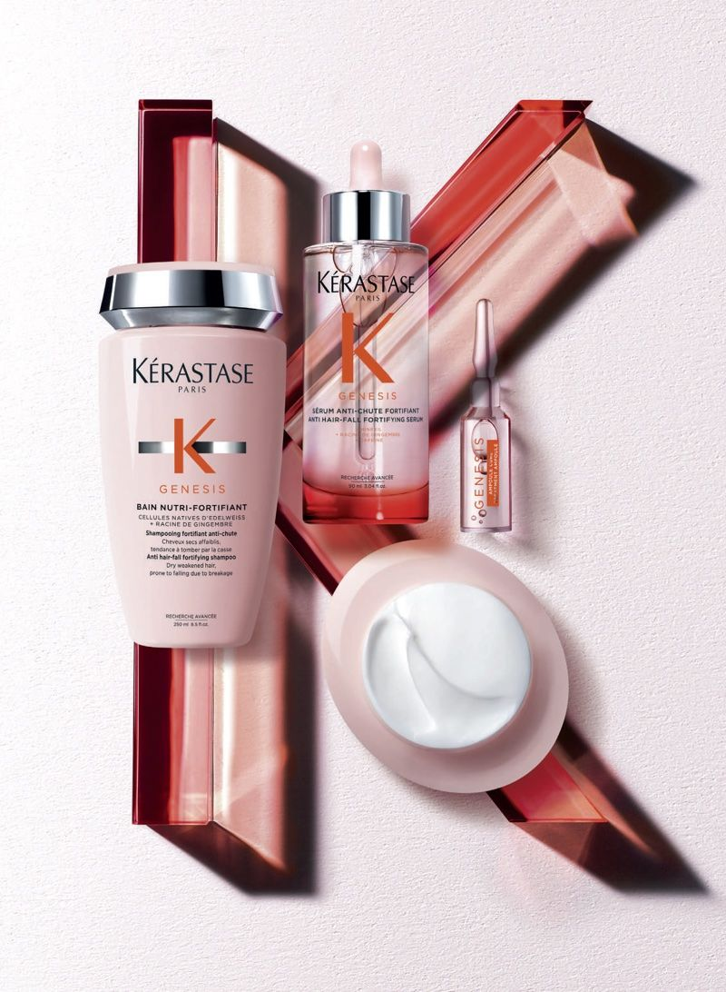 Loss Prevention Haircare