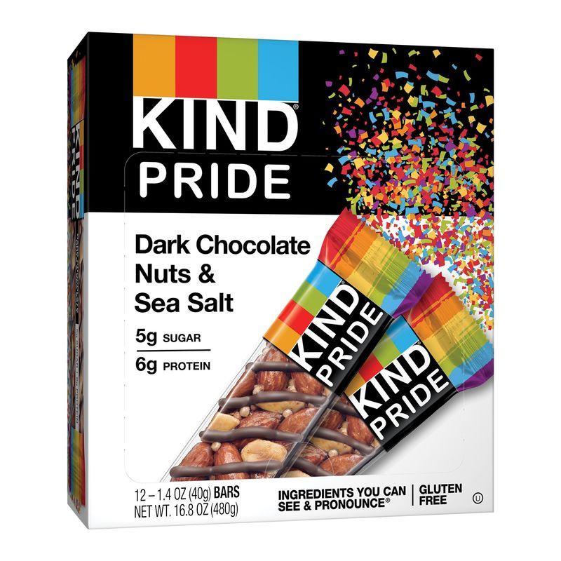 Pride-Celebrating Snack Bars