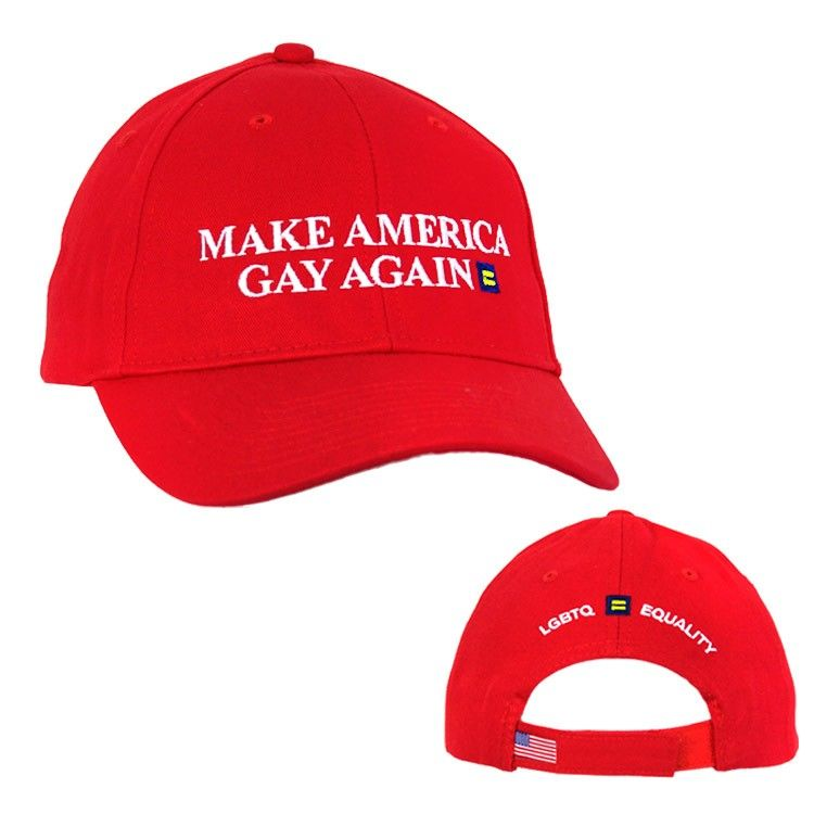 Patriotic Pride Hats