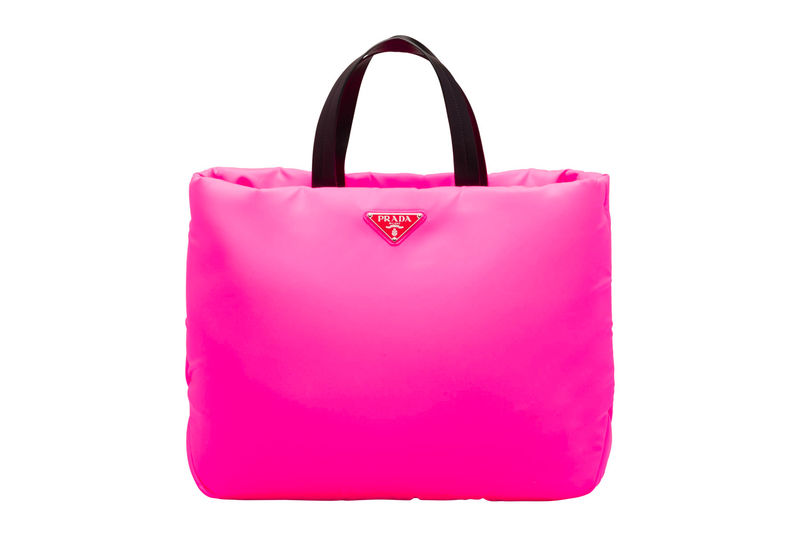 Vibrant Nylon Bag Collections