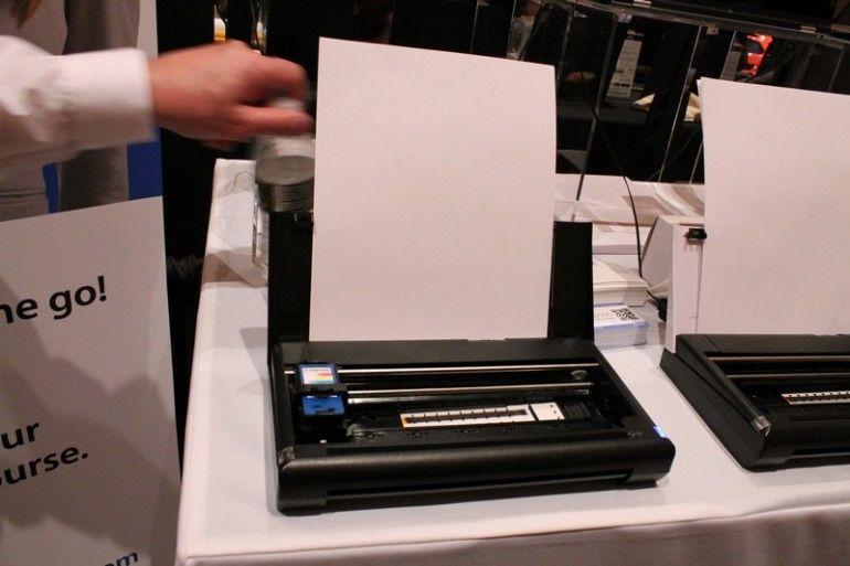 Miniature Lightweight Printers