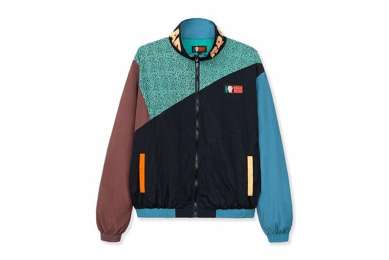 Retro Vibrant Tonal Streetwear